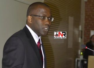 Dr Ngoni Chirinda