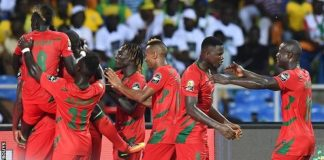 Guinea-Bissau are playing in their first Africa Cup of Nations finals