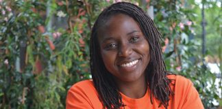 Moud Goba is a project manager at Micro Rainbow International.