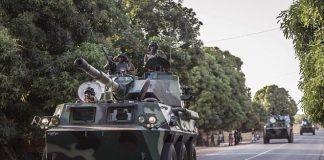 senegal troops
