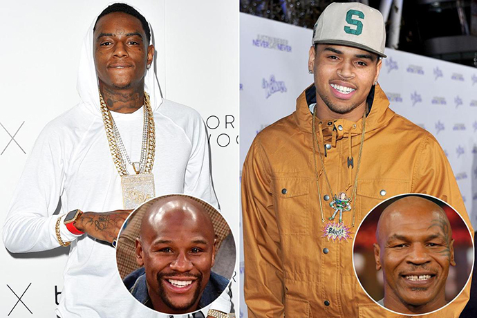 Mike Tyson has confirmed that he'll be training Chris Brown in his grudge fight against rapper Soulja Boy. The former heavyweight champion was asked to help out by 50 Cent after some major beef between the pair over the last few weeks.