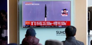 North Korea has carried out a series of missile tests over the past year
