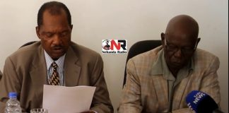 Rugare Gumbo and Didymus Mutasa