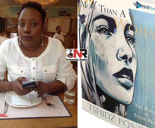 "Tshidz Pongo debuts with inspirational book ""More than a Woman"""