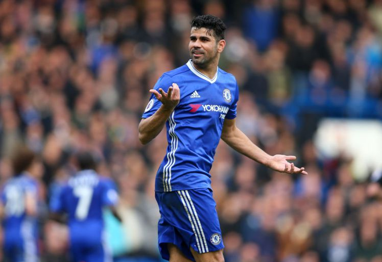 Diego Costa Is Closing In On A Move To China That Will See Him Become ...