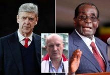 Arsenal fan compares Arsene Wenger to Zimbabwean dictator Robert Mugabe