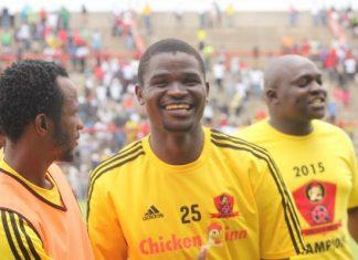 Lawrence Mhlanga