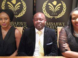 From left to right: Miriam Bandera, Tawanda Chiwira and Thembi Nkala