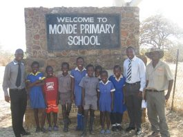 File picture of Monde Primary School (Picture by LionAlert.org)