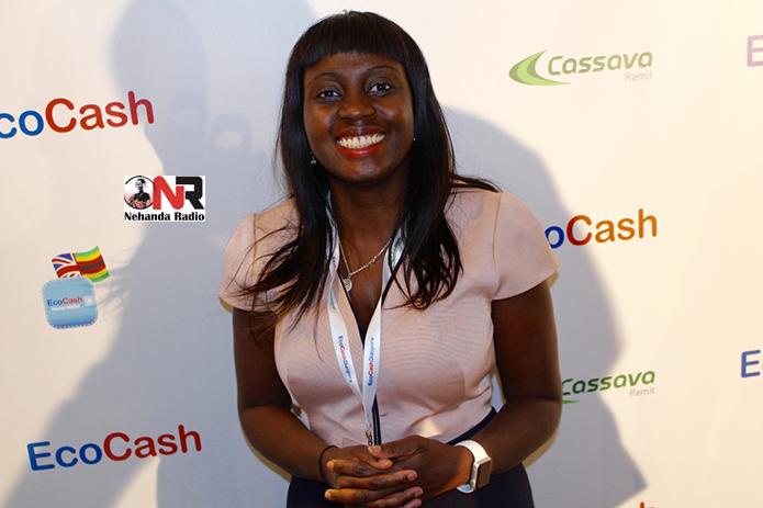 Natalie Jabangwe-Morris (EcoCach CEO)