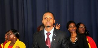 Harare Prophet Michael Sello of Christ Elevation International Ministries.