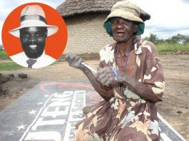 Leonard Dembo's mother Sukai Pasipanodya