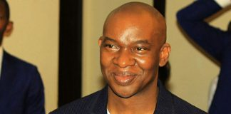 Radio and television personality Tichafa Augustine Matambanadzo, popularly known as Tich Mataz