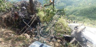 Six perish in Vumba plane crash