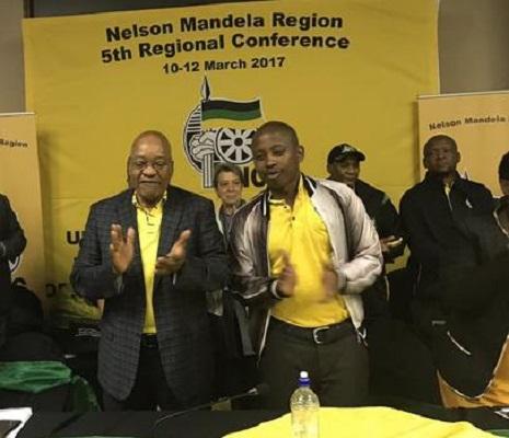 Zuma, Lungisa openly defy Mantashe – Nehanda Radio