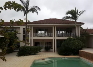 File picture of a mansion in Bulawayo