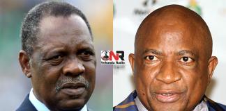 Issa Hayatou vs Phillip Chiyangwa