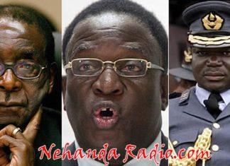 Robert Mugabe, Emmerson Mnangagwa and Perence Shiri the three key figures in the Gukurahundi Genocide