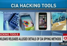 Wikileaks: CIA has tools to snoop via TVs