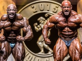 """The Zimbabwean team to this week's Arnold Classic Africa competition in South Africa has chosen Soul Jah Love's hit """"Pamamonya Ipapo"""" as their theme track."""