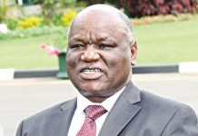 Chief Justice Luke Malaba (Picture by John Manzongo)
