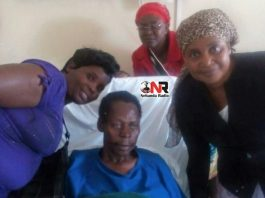Veteran Chimurenga singer Dickson Chingaira who is popularly known as Cde Chinx is still admitted at West End Hospital.