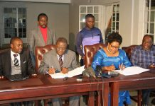 Tsvangirai and Mujuru form alliance to challenge Mugabe