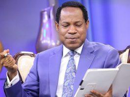 Nigerian pastor, Chris Oyakhilome