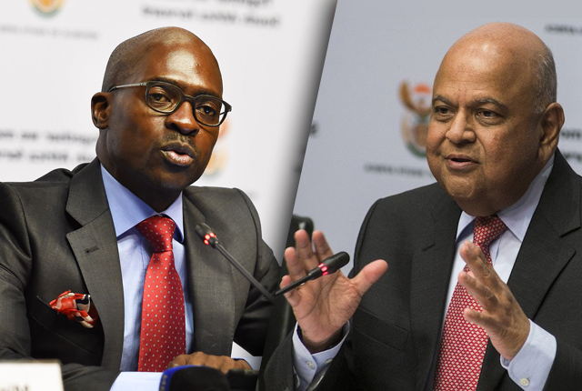Finance Ministers compared – Pravin Gordhan vs Malusi Gigaba