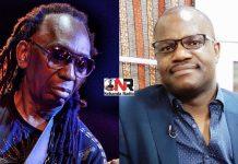 Thomas Mapfumo and Nick Mangwana