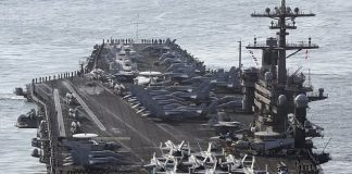 USS Carl Vinson (CVN 70) Carrier Strike Group in Action