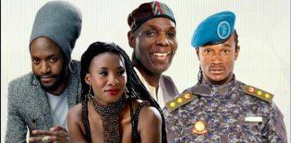 The SAMA UK Fest will feature Oliver Mtukudzi, Winky D, Fungisai and Jah Prayzah.