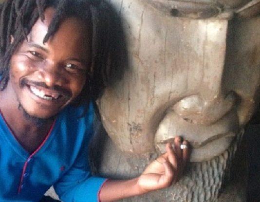 Local comedian Zibozizodwa