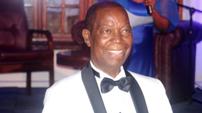 The late former Chief Justice Godfrey Chidyausiku who died in South Africa