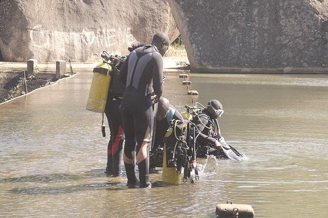Sub aqua team retrieves Tichawona Nyamande's body