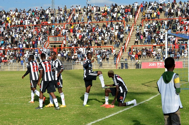 Bosso brush aside Triangle amid heavy police presence ...