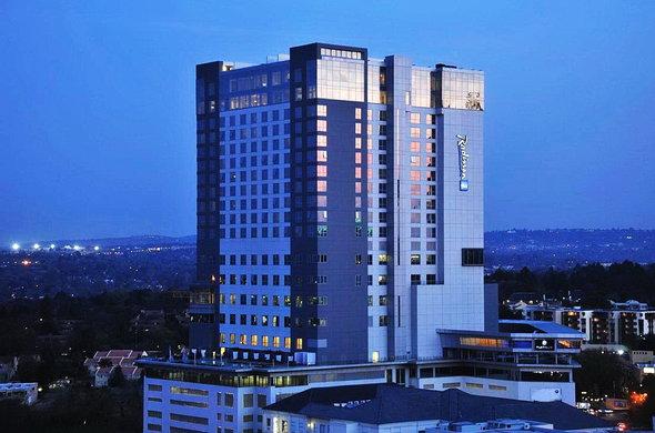 Radisson Blu Hotel Hamburg Marseiller Strasse