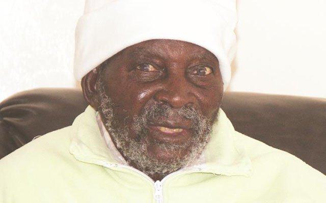 Aaron Mhukuta popularly known as Mudzidzi Wimbo