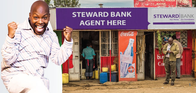 ECONET subsidiary Steward Bank