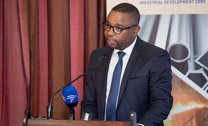 Diaspora Infrastructure Development Group (DIDG) executive chairperson Donovan Chimhandamba