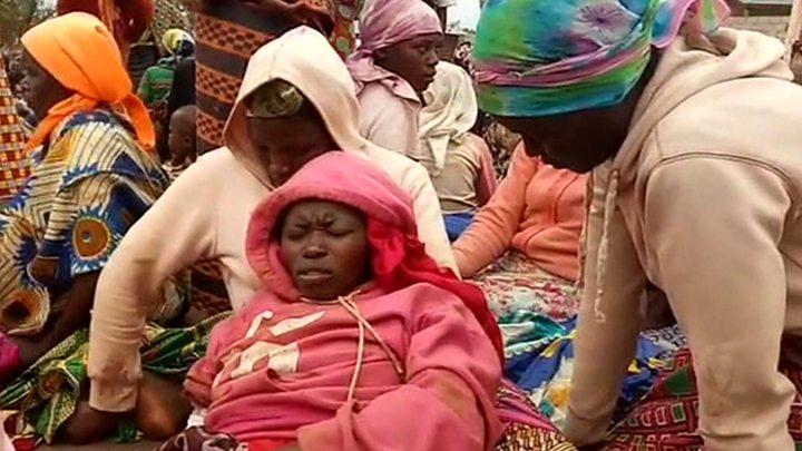DR Congo security forces shoot dead Burundi migrants
