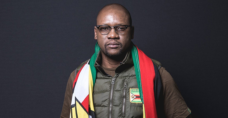 #ThisFlag protest movement leader Evan Mawarire