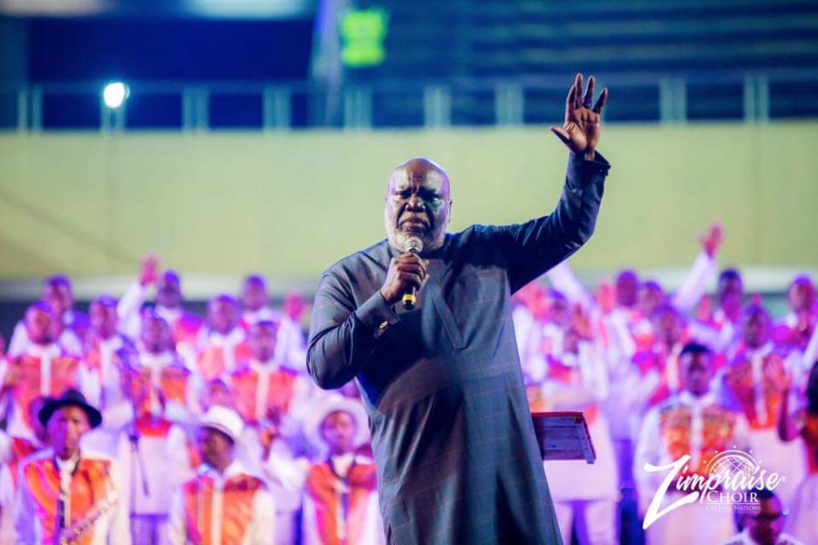 The gospel for sale?      Why the Zimpraise Festival flopped