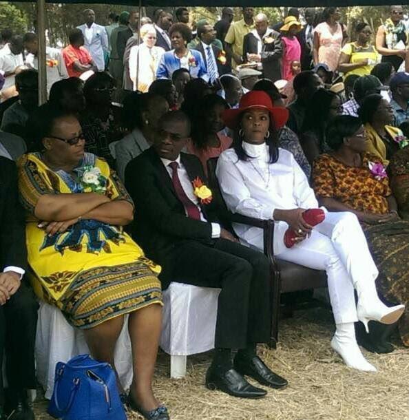 Grace Mugabe 39 S Fashion Disaster Pictures Nehanda Radio