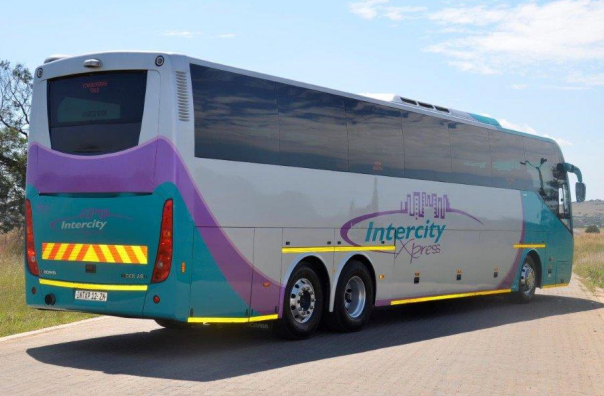 Intercity Xpress Bus
