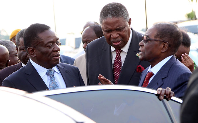 Resign or get fired, Mnangagwa told – Nehanda Radio