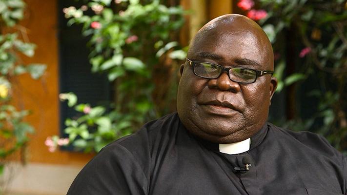 Father Fidelis Mukonori