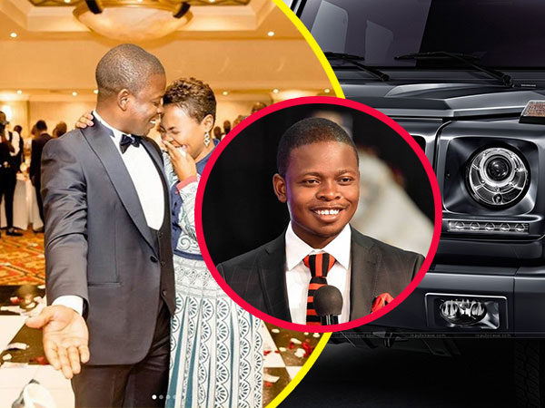Prophet Shepherd Bushiri surprises wife with R2m ride!