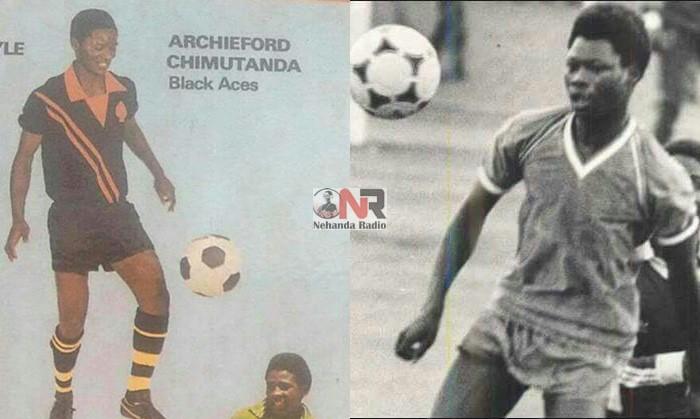 Archieford Chimutanda and Moses Chunga