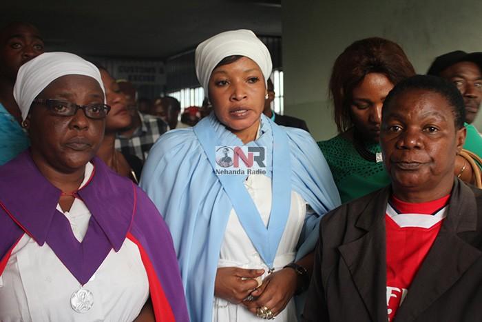 Tsvangirai's widow Elizabeth